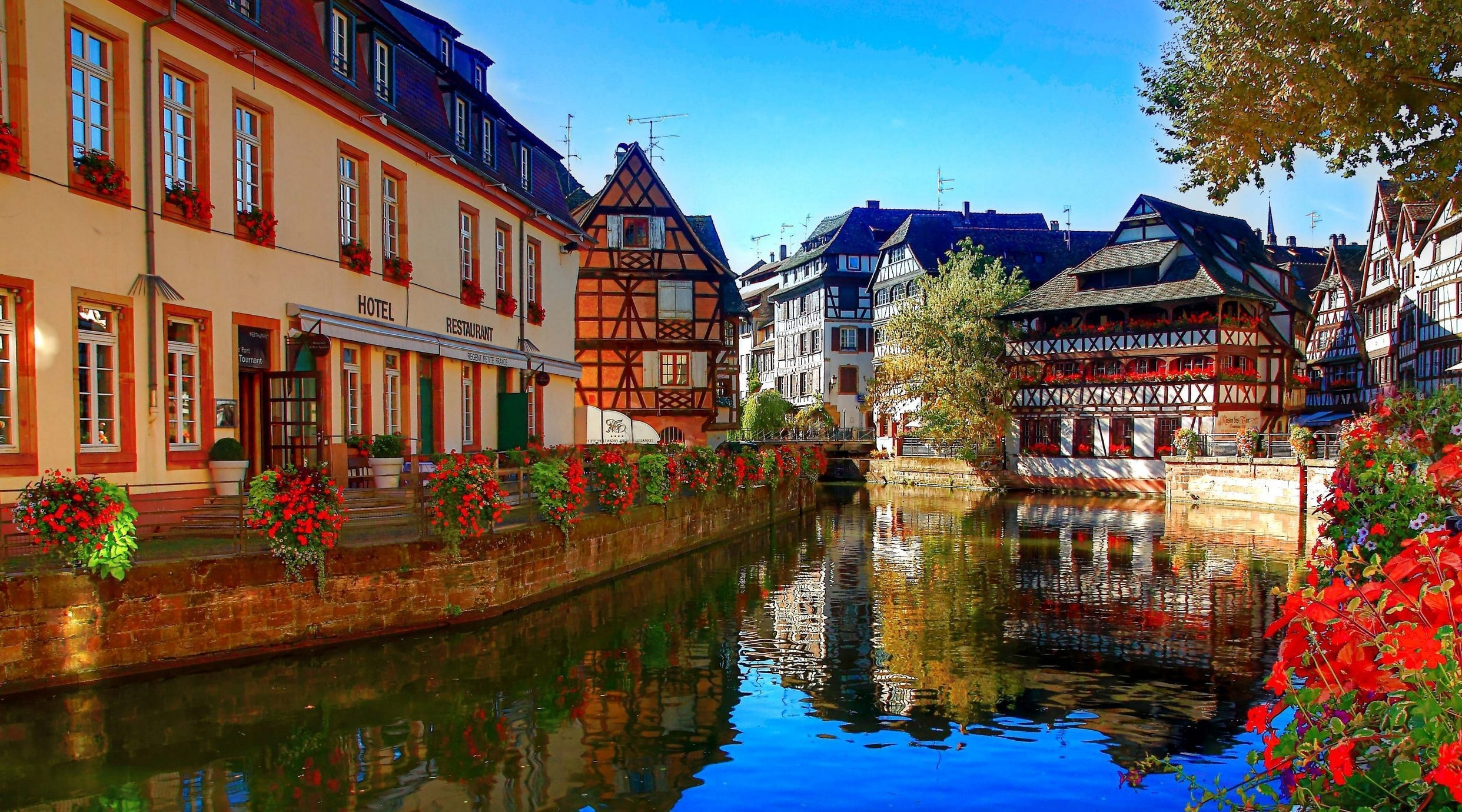 Most Beautiful Places To Spend This Summer Strasbourg France Wildstar Wine Tours