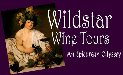 Wildstar Wine Tours Logo
