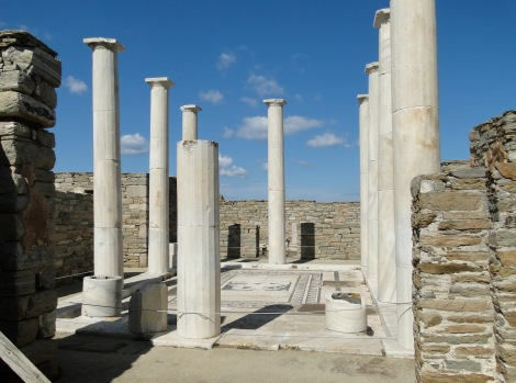 Delos - House of Dionysos