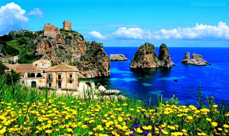 Sicily Italy Wallpaper Background Best HD Wallpapers